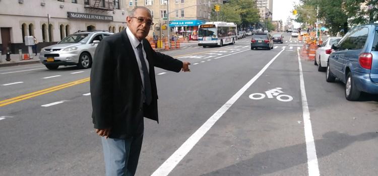 Se quejan dificultades en alto Manhattan