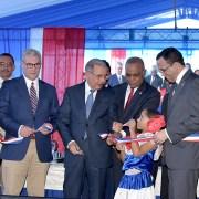 Inauguran en Bonao dos centros educativos