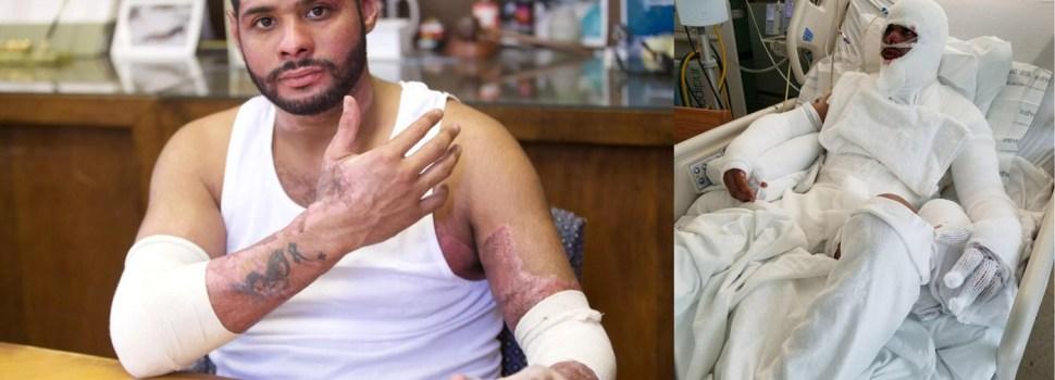 Reenvía juicio dominicano golpearon policías