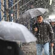 Pronostican adelanto de nevada