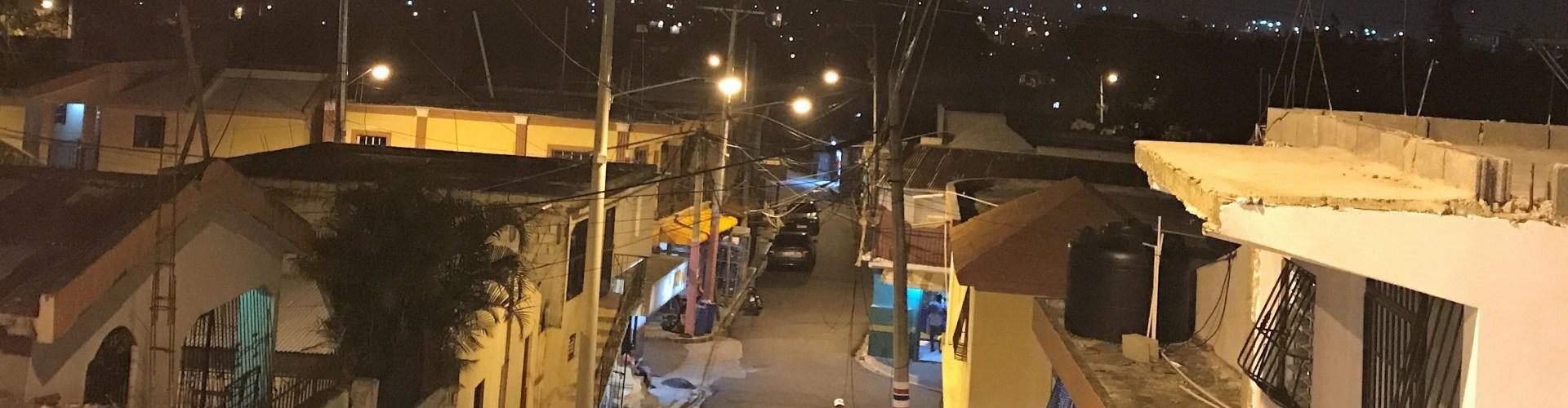 Edenorte rehabilita redes La Yagüita de Pastor