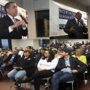 Congresista Espaillat buscará reelección