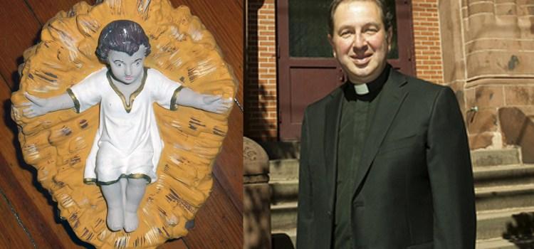 Devuelven efigie de niño Jesús robada