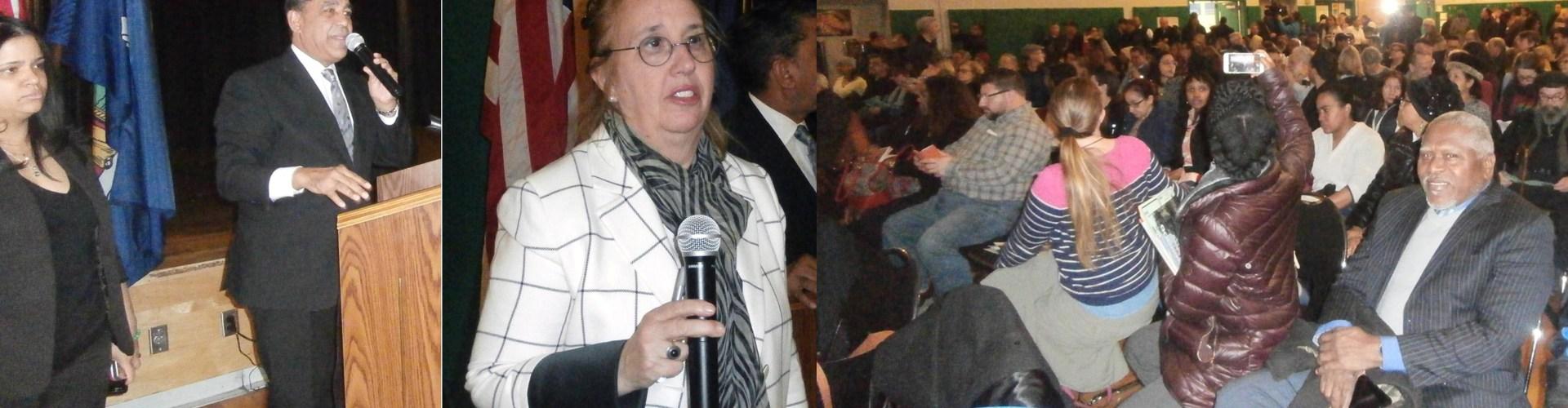 Advierte sobre desplazamiento de latinos