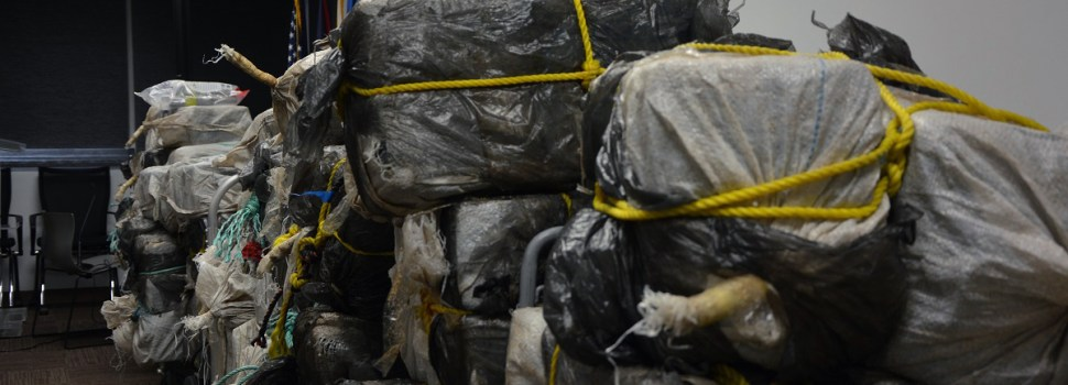 Preso dominicano con mil kilos cocaína