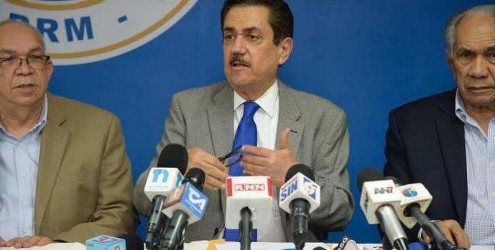 Paliza y Mejía consolidan ventaja en PRM
