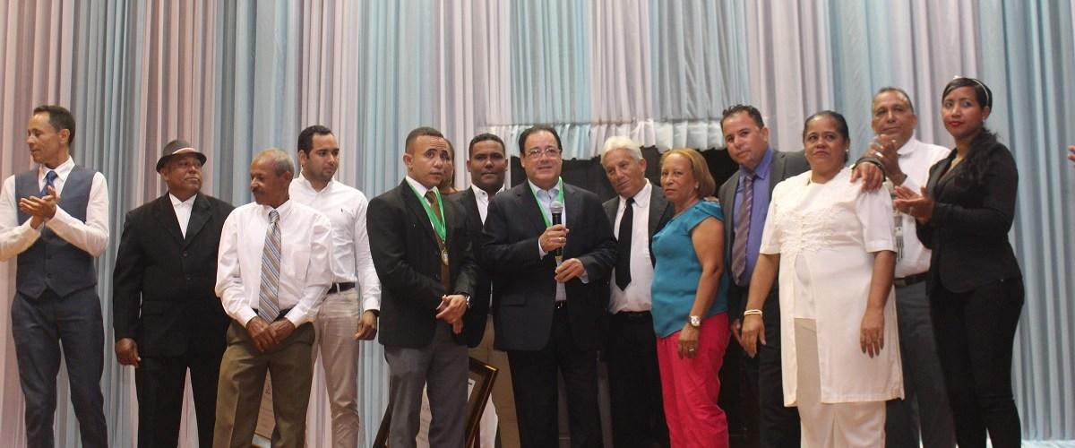 Reconocen en La Vega administrador Edenorte