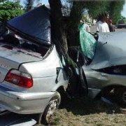 Seis heridos en accidentes de tránsito