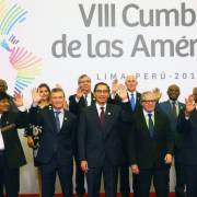 Repulsa abrumado contra maduro en Cumbre