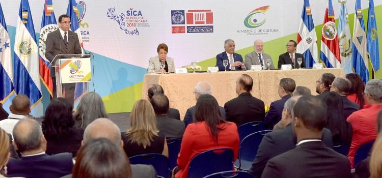 Inicia reunión ministros Educación y Cultura