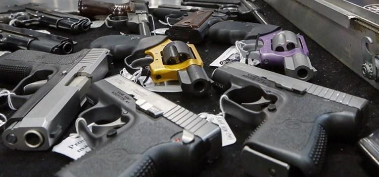 Hallan culpable exmilitar por tráfico armas