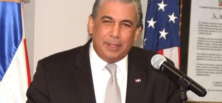 Cónsul Castillo descalifica a Ranfis Trujillo