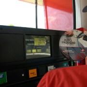 Precios combustibles siguen para arriba
