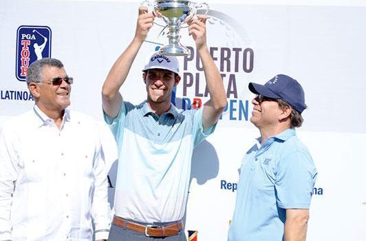 Harán torneo golf latinoamericano