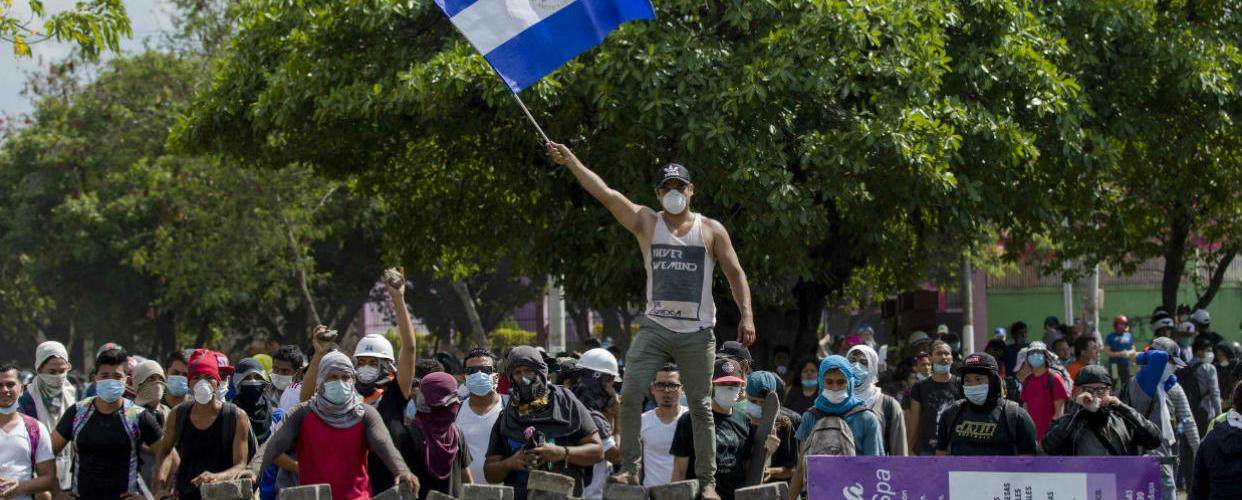 Siguen enfrentamientos en pueblos Nicaraua