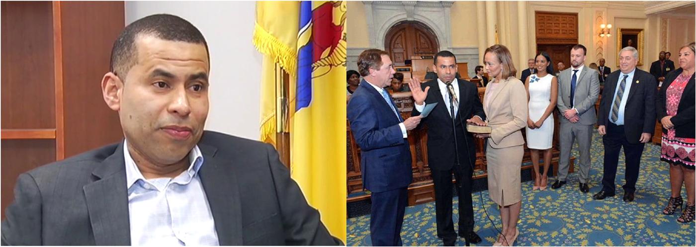 Dominicano en asamblea estatal Nueva Jersey