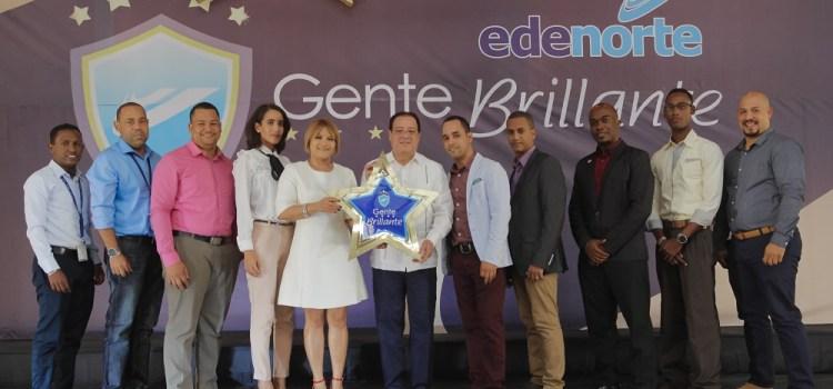 Edenorte reconoce empleados destacados