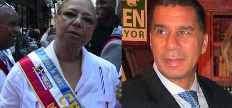 Cuestionan la dirección del Desfile Dominicano