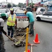 Coraasan resuelve problemas vías públicas