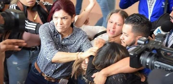 Sigue interna periodista fue agredida
