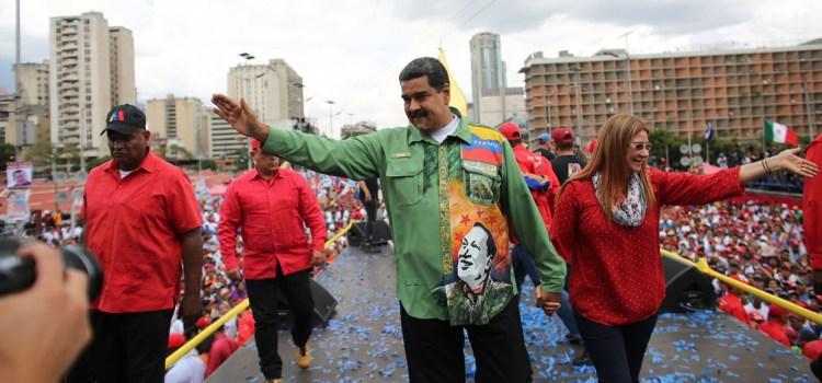 Maduro pide tener fe en patria