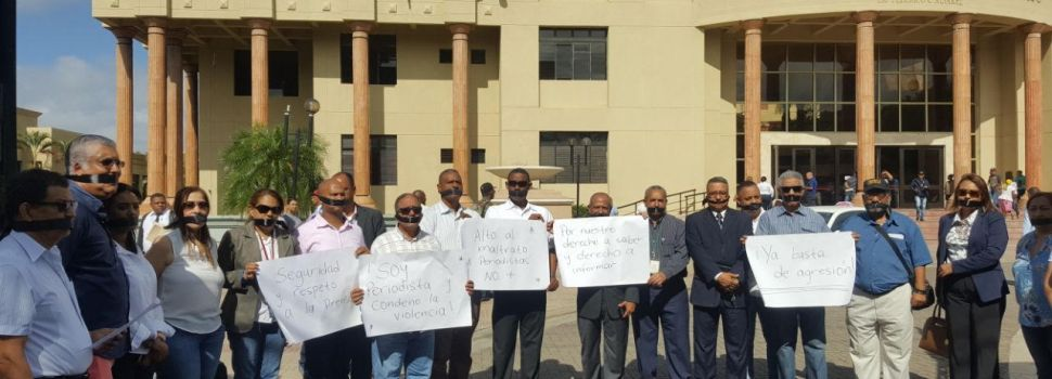 Piden justicia por agresión a periodista