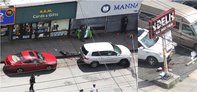Matan a tiros dos hombres y una mujer