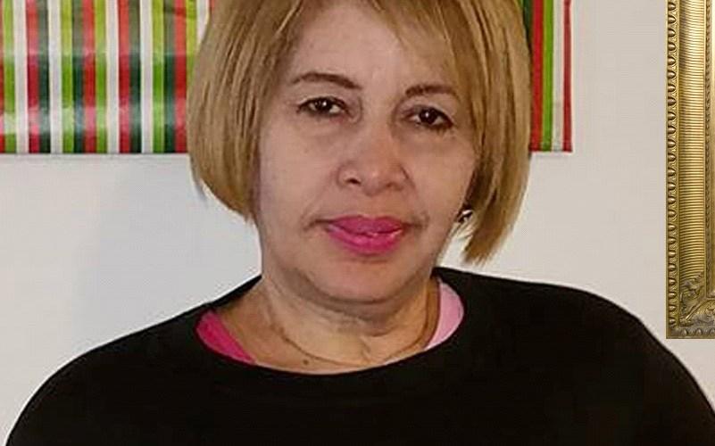 Móniza Zapata se destaca en activismo social