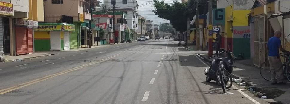Huelga por dos días afecta a Macorís