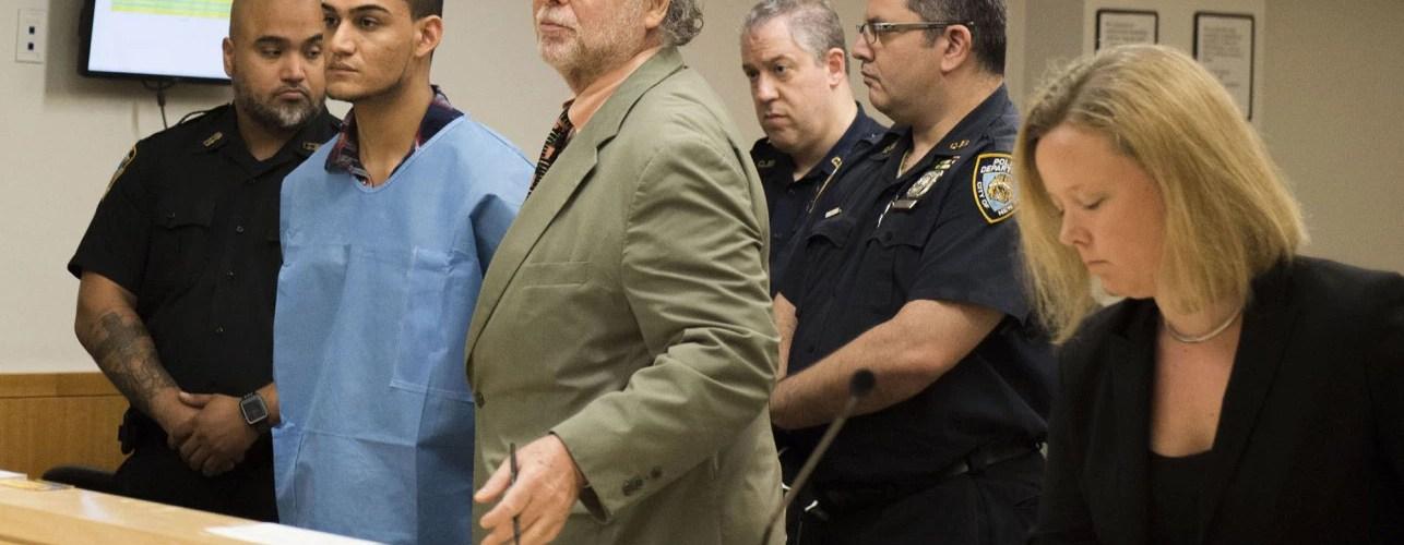 Acusado asesinato dice Policía lo golpeó