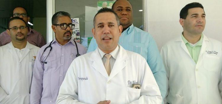 Médicos dejan sin efecto paralización