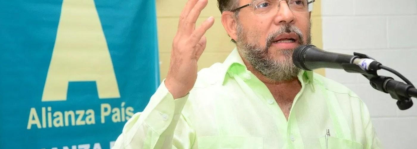 Juramentarán miembros en Alianza País