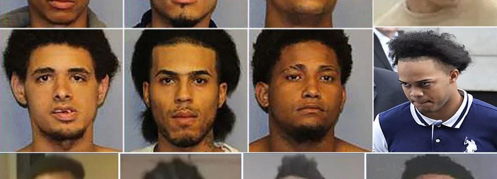 Pandilleros se declaran no culpables de asesinato