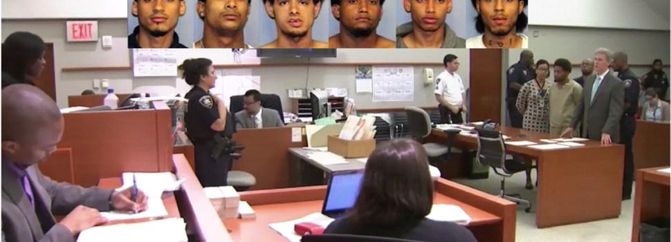 Acusados asesinato se niegan a testificar
