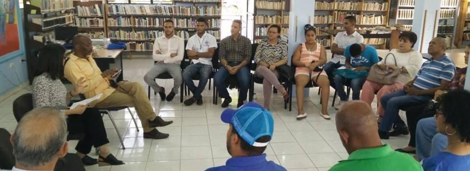 Siguen preparativos Feria Regional del Libro