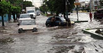 Anuncian lluvias y truenos por vaguada