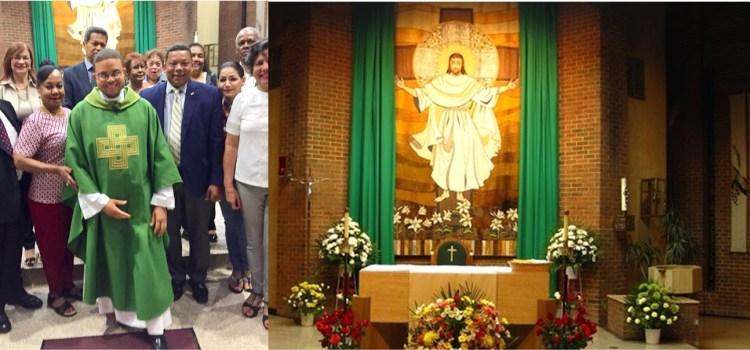 Misa en memoria de patriotas dominicanos