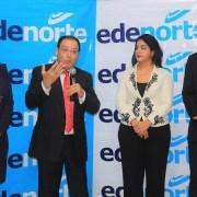 Edenorte remoza oficina comercial La Vega