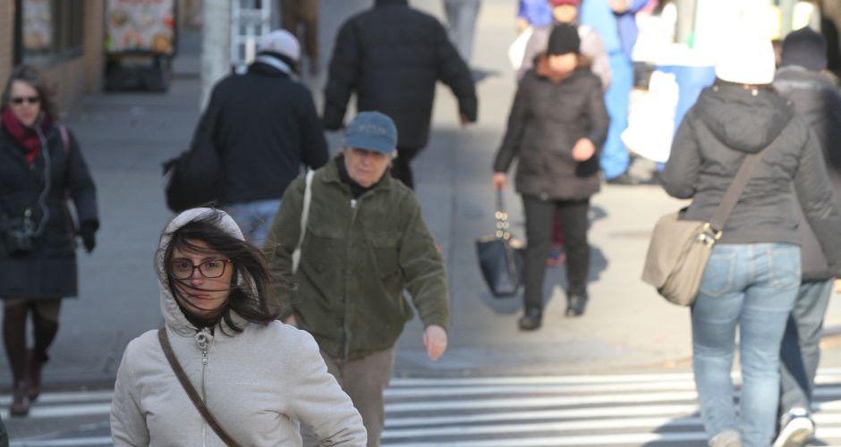 Temperaturas bajarán fin de semana en NY