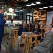 Cervecería presenta estrategia Sostenibilidad