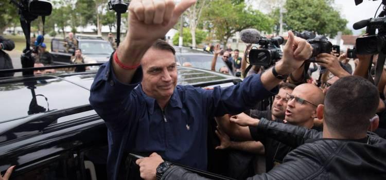 Triunfo Bolsonaro beneficia empresas Brasil