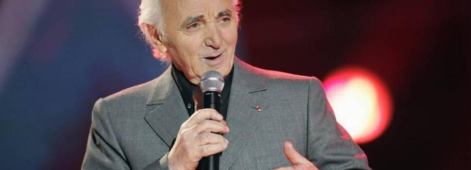 Fallece ícono francés Charles Aznavour