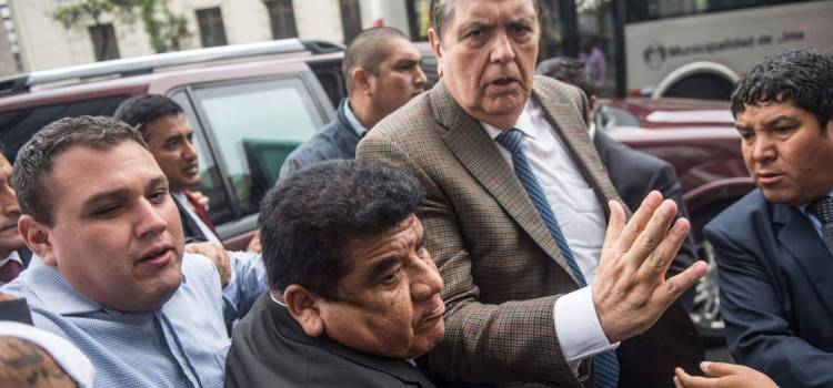 Uruguay niega asilo político expresidente Perú