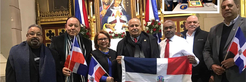 Consulado Boston recuerda virgen Altagracia