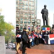 Ratifican pedido reubicación estatua de Duarte