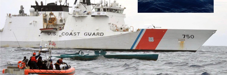 Guardia Costera apresa dominicano ilegal