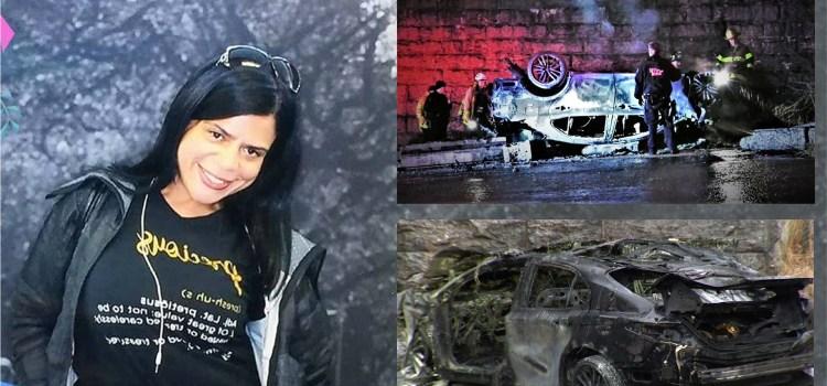 Identifican víctima accidente automovilístico