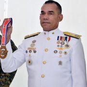 Vicealmirante Alburquerque a la DNCD