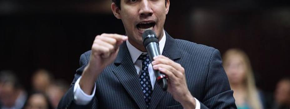 Juan Guaidó considera pueden meterlo preso