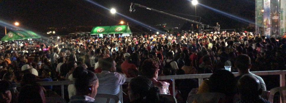 Celebran el concierto Trabucazo Santiaguero